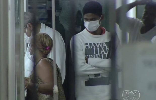 Secretaria já registrou 27 casos confirmados de superbactérias em Goiás (Foto: Reprodução/TV Anhanguera)