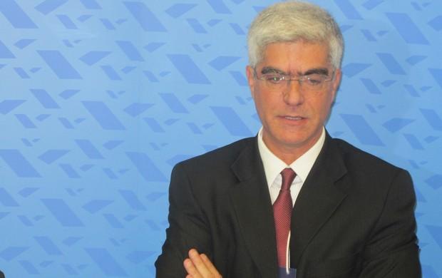 Antônio Nascimento, secretário Nacional do Futebol (Foto: Marcelo Baltar)