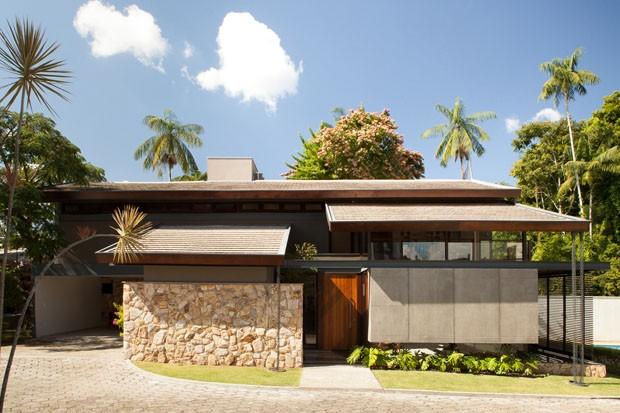 Arquitetura alem inspira projeto casa vogue casas for Casa moderna restaurante salta