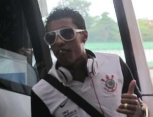Paulinho, jogador do Corinthians (Foto: Rodrigo Faber/Globoesporte.com)