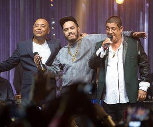 Zeca Pagodinho, Marcelo D2 e Dudu Nobre recriam clássicos do samba em clima descontraído