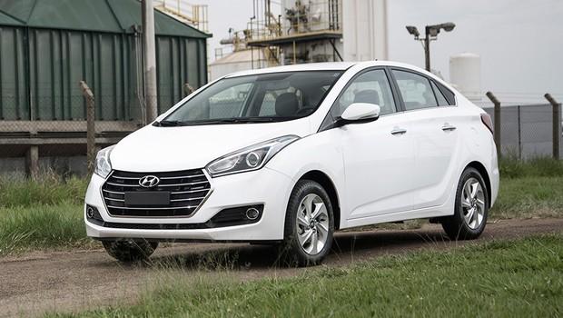 Hyundai HB20S 2016 (Foto: Fabio Aro/Autoesporte)