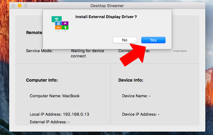 Instale os drivers no Mac (Foto: Reprodução/Paulo Alves)
