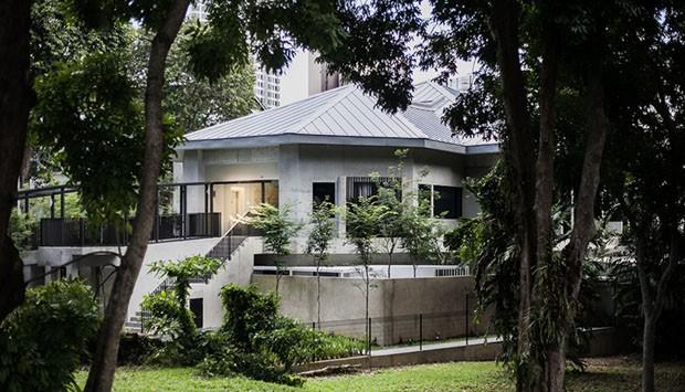 Hotel em Orchard Road, Singapura (Foto: Rebecca Toh / Divulgação)