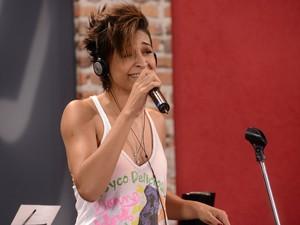 Dani Morais ensaio ao vivo 3 (Foto: The Voice Brasil / TV Globo)
