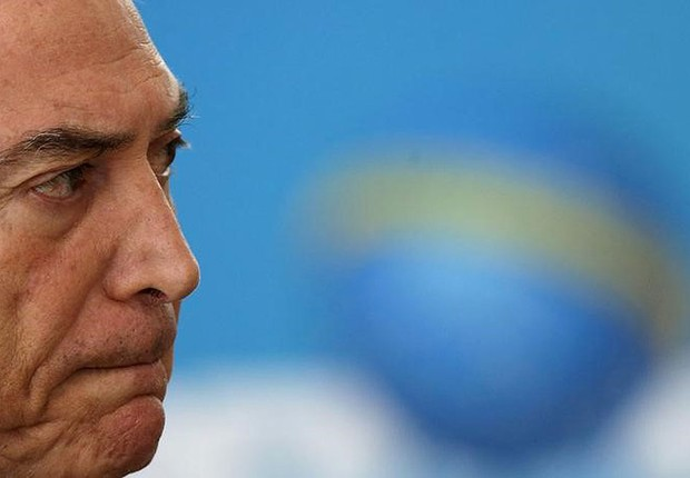 Presidente Michel Temer  (Foto: Adriano Machado/Reuters)