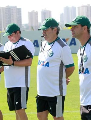 Gilson Kleina - técnico do Goiás (Foto: Rosiron Rodrigues / Goiás E.C.)