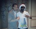 Atacante do Arsenal posa ao lado de Snoop Dogg e faz apologia às drogas