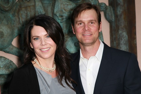 Lauren Graham e Peter Krause (Foto: Getty Images)
