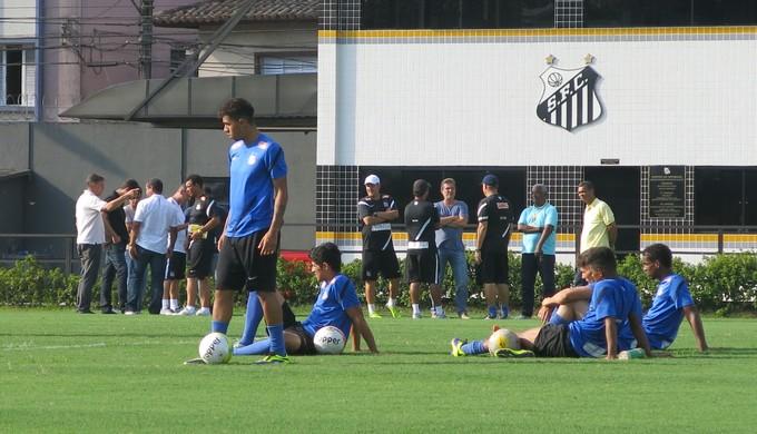 Oswaldo de Oliveira Santos (Foto: Bruno Giufrida)