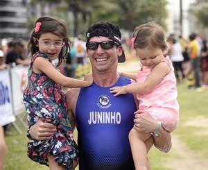 EuAtleta - Rio Triathlon família (Foto: André Durão)