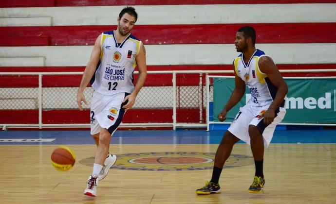 Pedro São José Basquete (Foto: Danilo Sardinha/GloboEsporte.com)