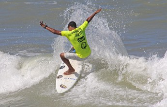 Etapa do Surf Kids pode definir campeões do Nordestino Amador