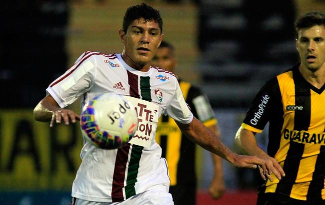 Volta Redonda X Fluminense (Foto: Nelson Perez / Flickr do Fluminense)