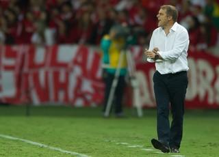 Internacional x Atlético-MG Beira-Rio Libertadores Inter Diego Aguirre (Foto: Alexandre Lops/Internacional)