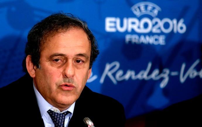 Uefa Michel Platini (Foto: Reuters)