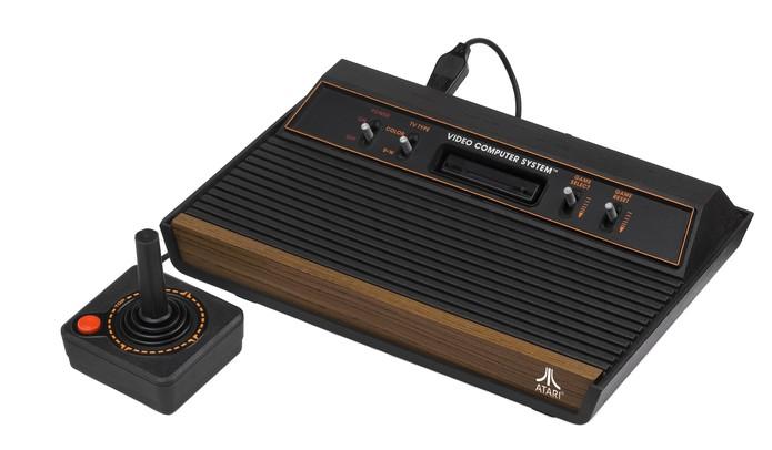 Atari 2600 atingiu 30 milhões de unidades vendidas em todo o mundo (Foto: Reprodução/Wikipedia) (Foto: Atari 2600 atingiu 30 milhões de unidades vendidas em todo o mundo (Foto: Reprodução/Wikipedia))