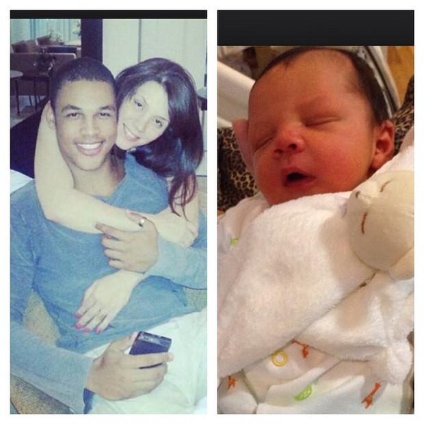 Anthony, filho de Simony (Foto: Reprodução/ Instagram)