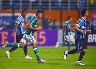 Palmeiras x Grêmio Gabriel Jesus (Foto: Marcos Ribolli)