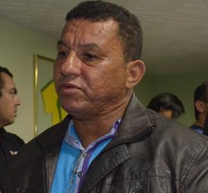 Reinaldo de Assis, presidente da Picuiense (Foto: Hévilla Wanderley / GloboEsporte.com/pb)