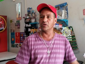 Pai diz que não concorda com nova decisão do judiciário (Foto: Eliete Marques/ G1)