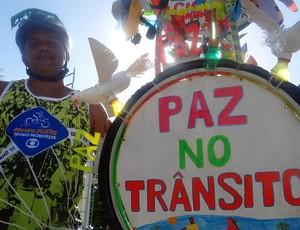passeio ciclístico da globo nordeste (Foto: Terni Castro / GloboEsporte.com)