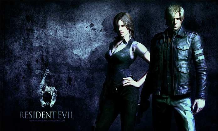 Saiba como se curar em Resident Evil 6 (Foto: Divulgação/Capcom)