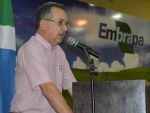 Secretário estadual de Produção e Agricultura Familiar de MS, Fernando Lamas (Foto: Anderson Viegas/Do Agrodebate)