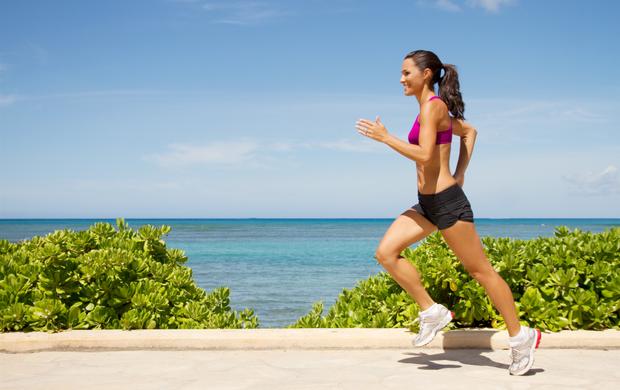 Mulheres correndo euatleta (Foto: Getty Images)