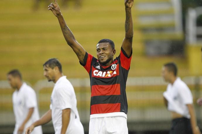 Marcelo Cirino - Flamengo x Resende (Foto: Gilvan de Souza / Flamengo)