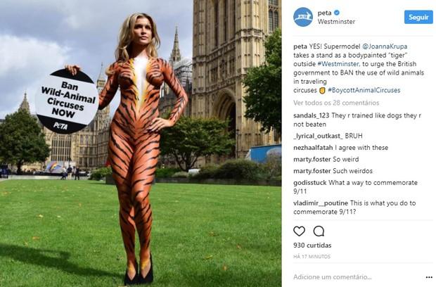 Joanna Krupa (Foto: Reprodução/Instagram)