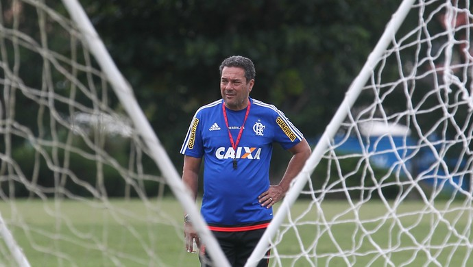 Luxemburgo treino 14.05 (Foto: Gilvan de Souza/ Flamengo Oficial)