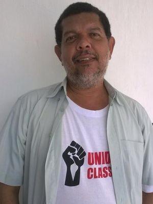 PCB lança pré-candidatura de Antônio Marques ao Senado (Foto: Leonardo Dias / Divulgação)