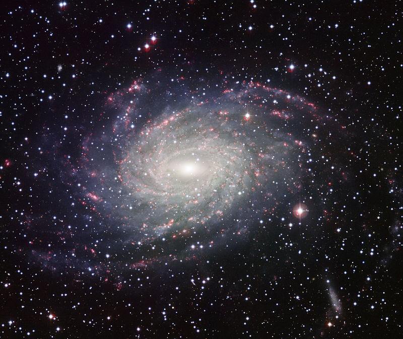 Aprenda sobre astronomia gratuitamente na internet (Foto: eso)