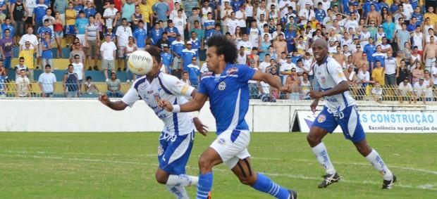 São José x Barueri (Foto: Tião Martins/ São José E.C)