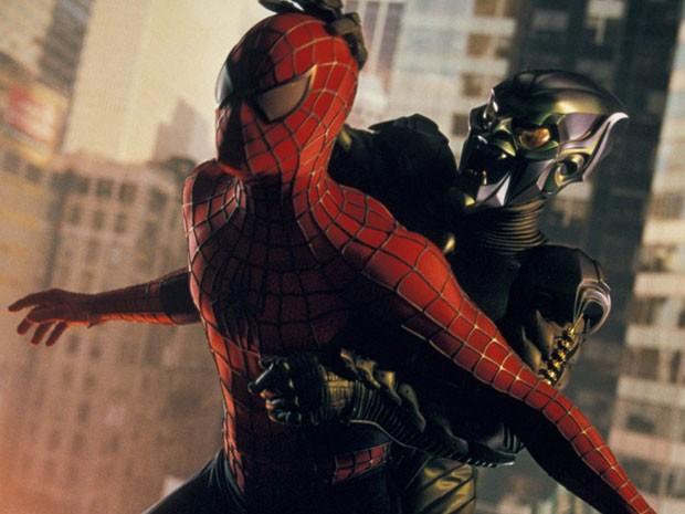 Tobey Maguire em 'Homem-Aranha' (Foto: Divulgação)