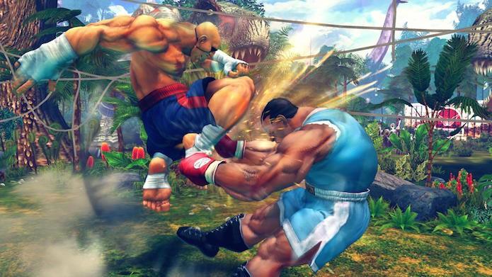 Ultra Street Fighter IV: game pode ser jogado gratuitamente no Steam nesse final de semana (Foto: Reprodução)