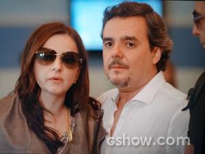 Até Inês! (Foto: Além do Horizonte/TV Globo)