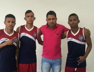 BLOG: Bahia contrata três destaques da Desportiva Paraense na Copinha
