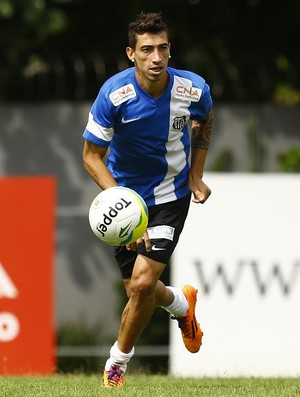 Rildo Santos (Foto: Ricardo Saibun/Divulgação Santos FC)