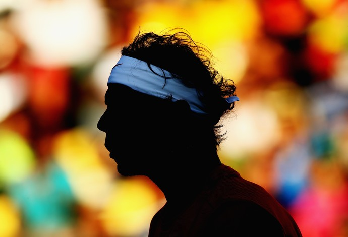 GALERIA - Rafael Nadal disputa semifinal contra Juan Martin Del Potro (Foto: Clive Brunskill/Getty Images)