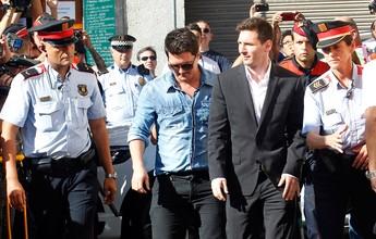 Messi vai a julgamento sobre fraude fiscal um dia antes da Copa América