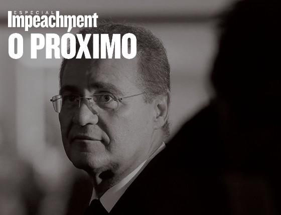Renan Calheiros  (Foto: Alan Marques/Folhapress)
