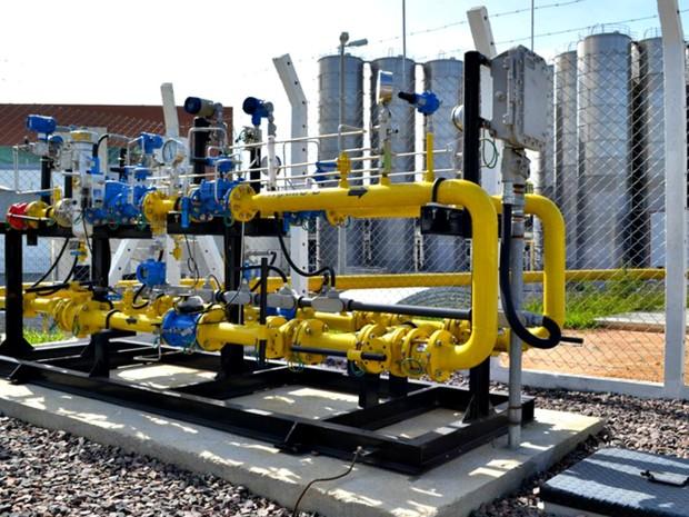Aumento do consumo do gás natural está associado redução de custos durante crise econômica (Foto: Divulgação/Cigás)