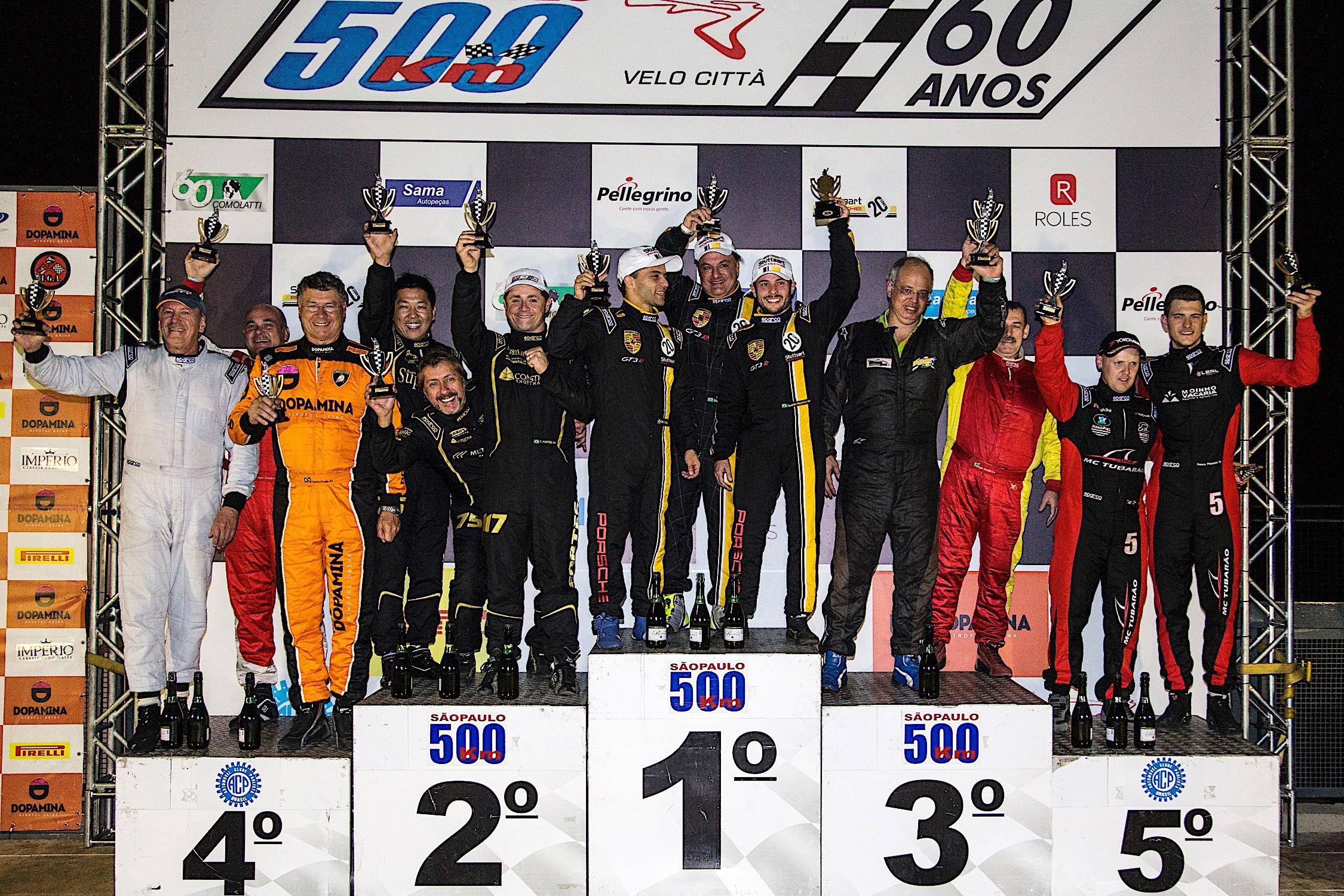 Resultado final dos 500 Km de São Paulo na geral (Foto: Bruno Terena)