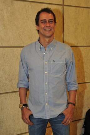 Marcelo Antony (Foto: Alex Carvalho / TV Globo)