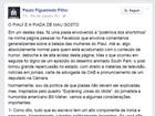 Economista diz não ter nada contra o Piauí e que foi explícito ao fazer piada