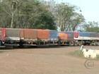 Fiscalização dificulta transporte de grãos do Paraguai para o Brasil