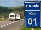 Rodovias estaduais da BA registram 10 mortes em operação de fim de ano