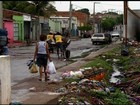 Chove em 73 cidades do Ceará; Groaíras registra 126 mm
